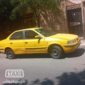تاکسی فروش,فروش تاکسی سمند EL مدل ۱۳۸۸ ,خرید و فروش تاکسی در تهران,قیمت تاکسی سمند EL مدل ۱۳۸۸ در تهران