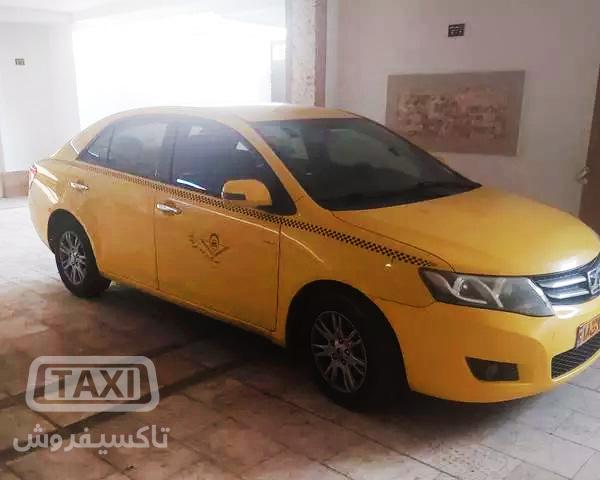 فروش تاکسی آریو اتوماتیک مدل 95