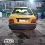 فروش تاکسی پراید گردشی