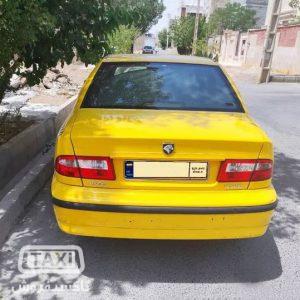 تاکسی فروش,فروش تاکسی سمند EF7 گازسوز,خرید و فروش تاکسی در تهران,فروش تاکسی سمند EF7 گازسوز در تهران