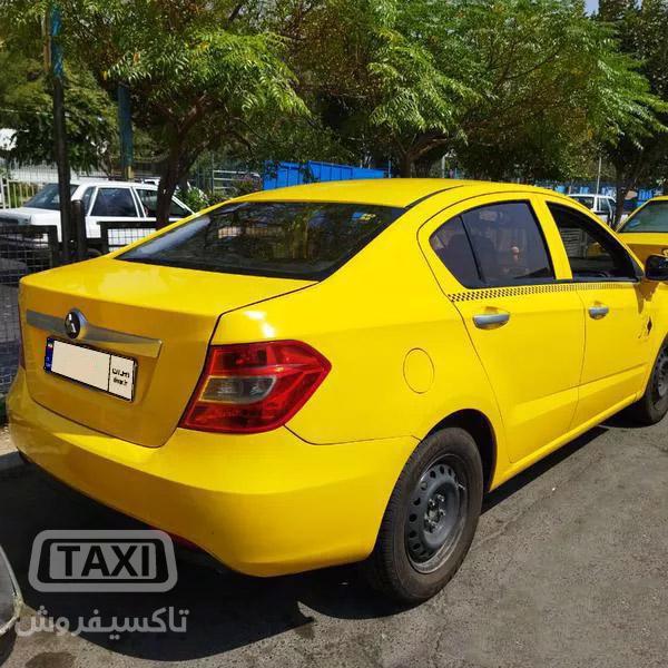فروش تاکسی برلیانس مدل 97
