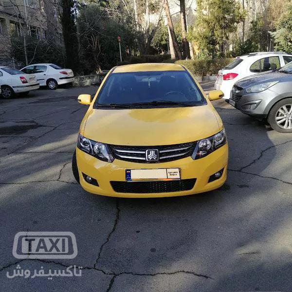 فروش تاکسی آریو مدل 1396