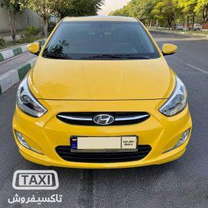 تاکسی فروش,فروش تاکسی هیوندا اکسنت مدل 2015,خرید و فروش تاکسی در تهران