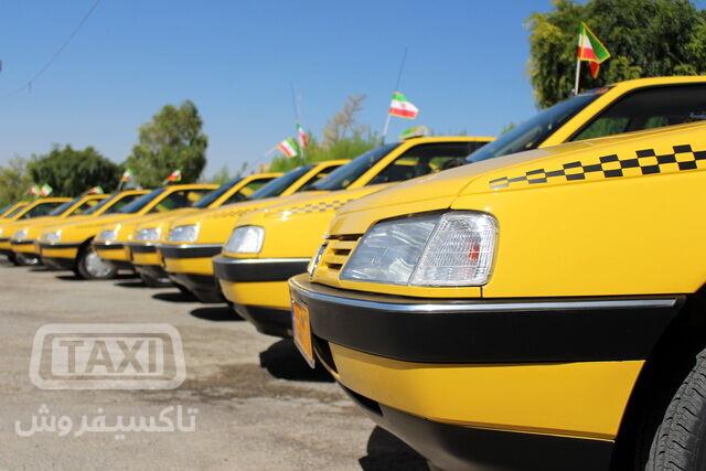 تاکسی فروش,آخرین وضعیت تسهیلات به تاکسی های فرسوده شهری,تاکسی فرسوده