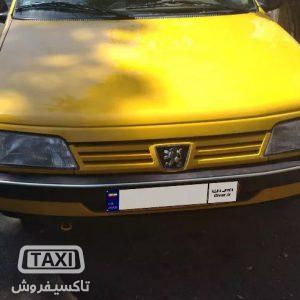 تاکسی فروش,فروش تاکسی پژو 405 دوگانه سوز,خرید و فروش تاکسی در تهران
