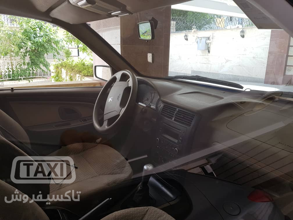 فروش تاکسی 405 glx دوگانه
