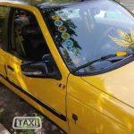 فروش تاکسی پژو 405 تمیز
