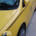 فروش تاکسی آریو اتوماتیک مدل 97
