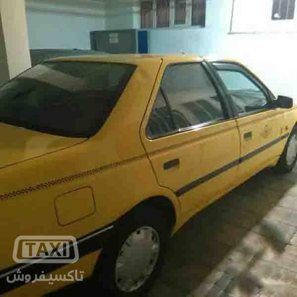 فروش تاکسی پژو 405 دوگانه سوز