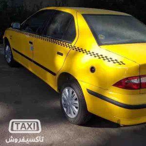 تاکسی فروش,فروش تاکسی سمند EF7 گردشی,خرید و فروش تاکسی در تهران,قیمت تاکسی سمند EF7 گردشی