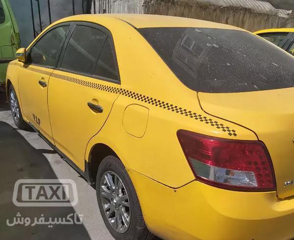 فروش تاکسی آریو اتوماتیک گردشی