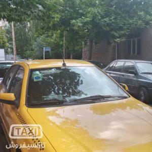 تاکسی فروش,فروش تاکسی سمند دوگانه سوز مدل 93,خرید و فروش تاکسی