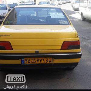 تاکسی فروش,فروش تاکسی پژو خطی مدل 91,خرید و فروش تاکسی در کرج
