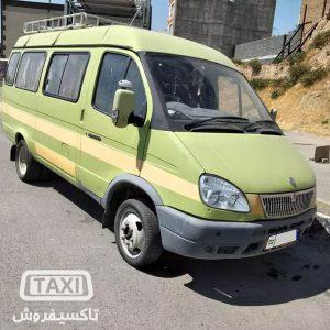 تاکسی فروش,فروش تاکسی ون غزال مدل 88,خرید و فروش تاکسی در تهران
