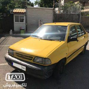 تاکسی فروش,فروش تاکسی پراید گازسوز مدل 87,خرید و فروش تاکسی در تهران