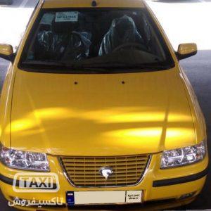تاکسی فروش,فروش تاکسی سمند بین شهری مدل 1400,خرید و فروش تاکسی در تهران