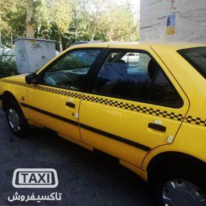 تاکسی فروش,فروش تاکسی پژو 405 دوگانه سوز ,خرید و فروش تاکسی در تهران