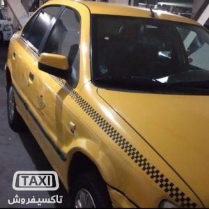 تاکسی فروش,فروش تاکسی سمند خطی مدل 88,خرید و فروش تاکسی
