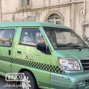 تاکسی فروش,فروش تاکسی ون دلیکا مدل 86,خرید و فروش تاکسی در تهران