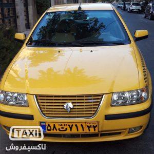 تاکسی فروش,فروش تاکسی سمند گردشی مدل 95,خرید و فروش تاکسی,قیمت تاکسی سمند گردشی مدل 95