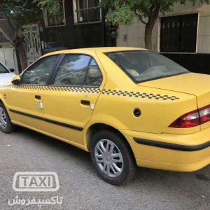 تاکسی فروش,فروش تاکسی سمند 1400 معاوضه با سواری,خرید و فروش تاکسی,قیمت تاکسی سمند 1400