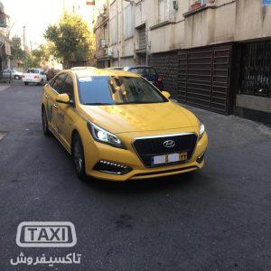 تاکسی فروش,فروش تاکسی سوناتا مدل 2017,خرید و فروش تاکسی,خرید تاکسی سوناتا مدل 2017