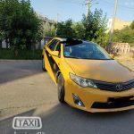 فروش تاکسی تویوتا کمری ویژه فرودگاه امام خمینی