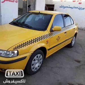 تاکسی فروش,فروش تاکسی سمند EL مدل 86,خرید و فروش تاکسی