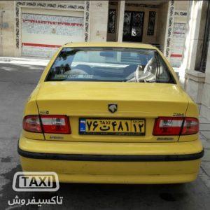 تاکسی فروش,فروش تاکسی سمند EF7 مدل 94,خرید و فروش تاکسی,خرید تاکسی سمند EF7 مدل 94