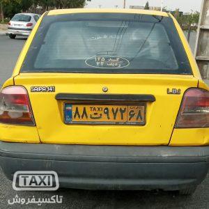 تاکسی فروش,فروش تاکسی پراید 141 مدل 86,خرید و فروش تاکسی,قیمت تاکسی پراید 141 مدل 86
