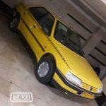 فروش تاکسی پژو 405 گردشی صفر کیلومتر