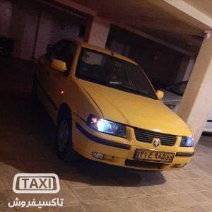 تاکسی فروش,فروش تاکسی سمند El بین شهری,خرید و فروش تاکسی,خرید تاکسی سمند El بین شهری