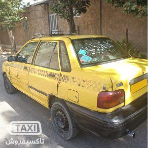 تاکسی فروش,فروش تاکسی پراید مدل 86,خرید و فروش تاکسی,قیمت تاکسی پراید مدل 86
