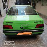 فروش تاکسی پژو 405 مدل 88