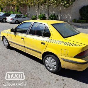 خرید تاکسی سمند x7 در کرج