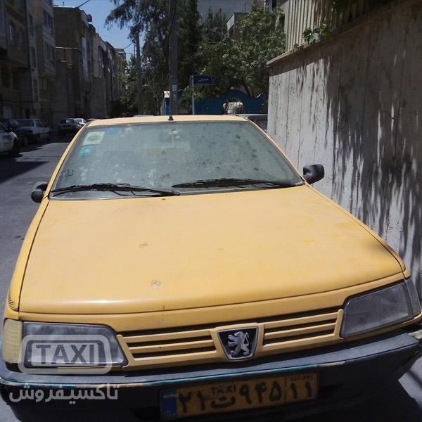 فروش تاکسی روآ گردشی مدل 89